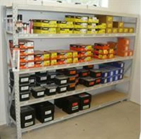 Picture for category Long Span Shelving System