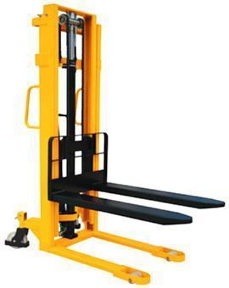 Picture of Manual Pallet Stacker 1000kg 2200mm Lifting Height